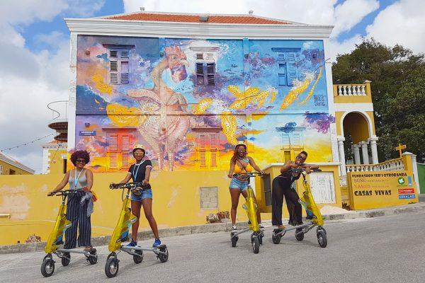 Curaçao City Tour