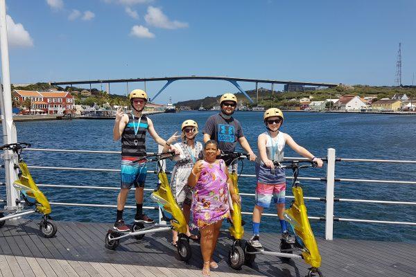 Curaçao City Trikke Bike Tour