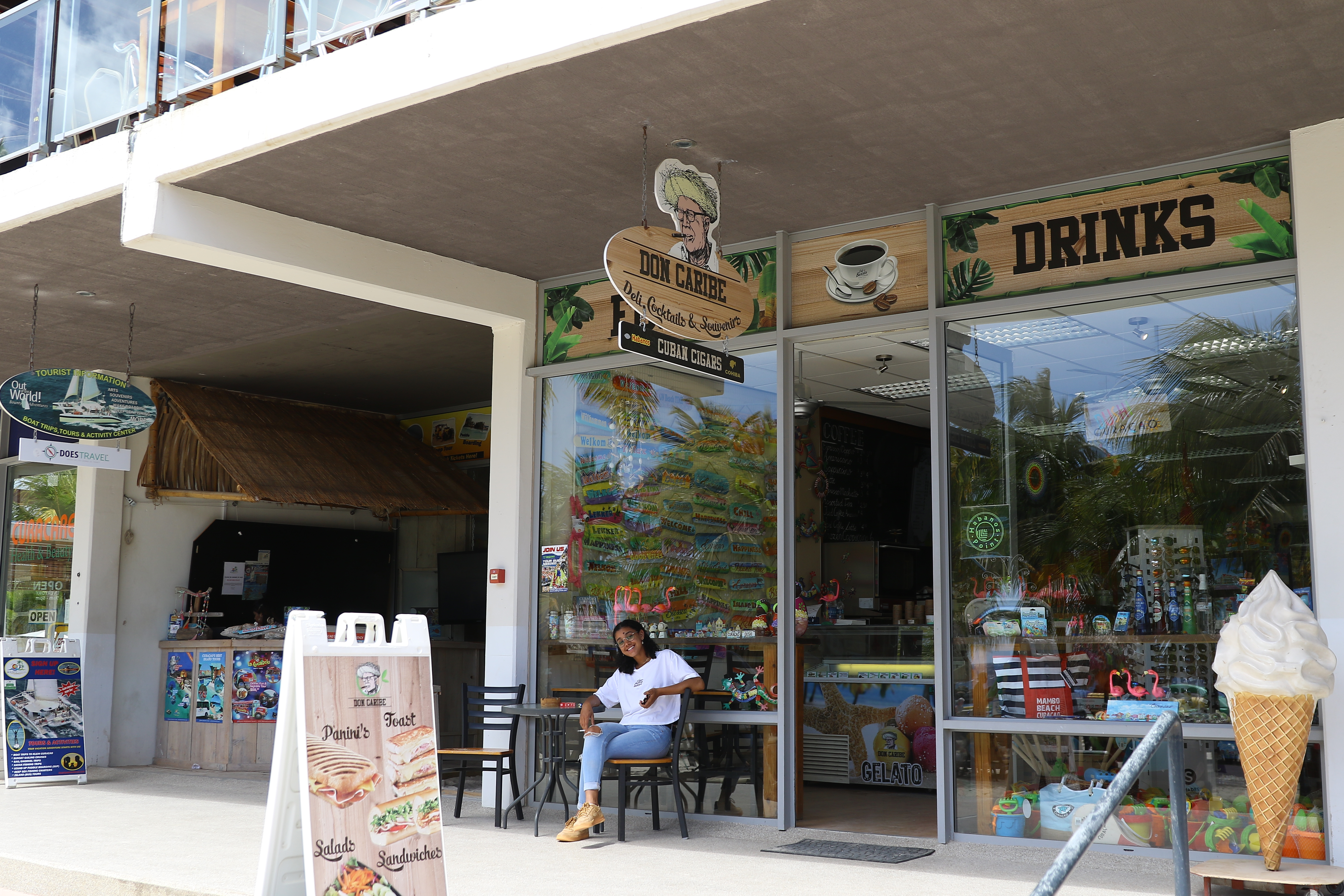 Exotic Souvenir Shop Curaçao