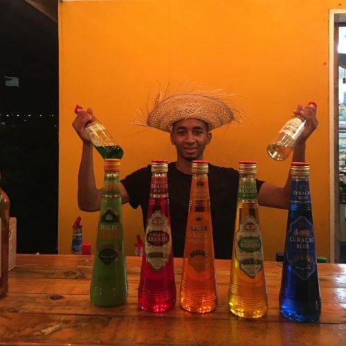 Curaçao Liquor